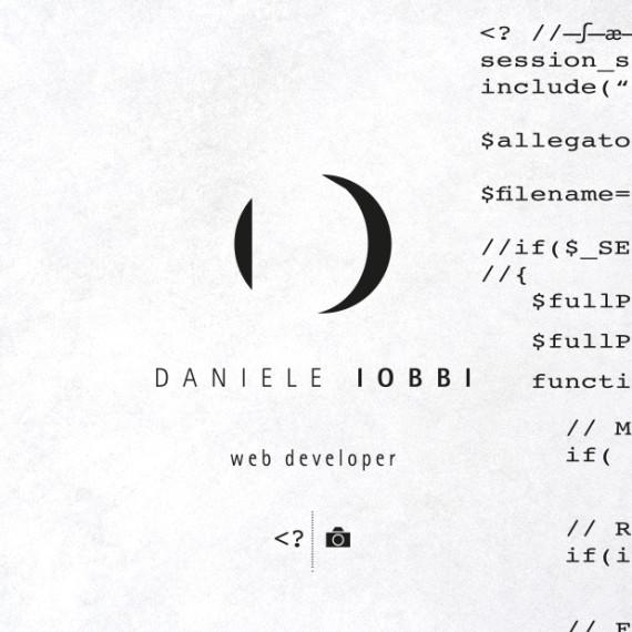 DANIELE IOBBI logo